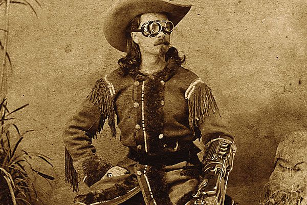 The Steampunk movement goes west.