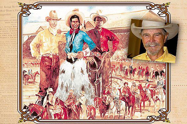 buck-taylor_gunsmoke_turkey-creek-jack_tombstone_western-rodeo_old-west-event_posters_paintings