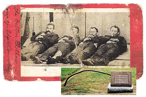 dalton-gang-gravesite_coffeyville-kansas_bob_grat