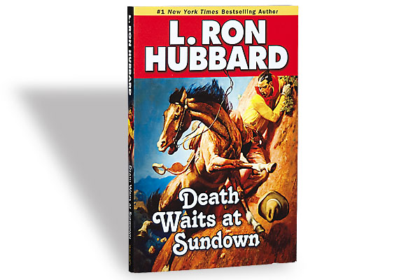 death-waits-sundown_l-ron-hubbard_texas-gunfighter
