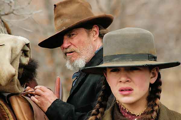 great western movie hats true-grit-hailee-steinfeld-jeff-bridges