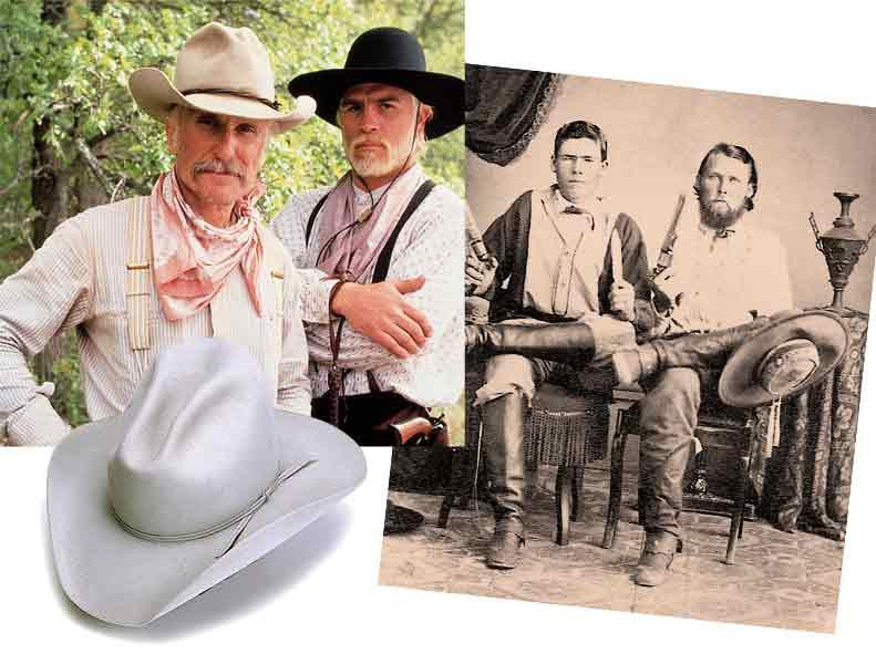 0b3bffe111b Great Western Movie Hats