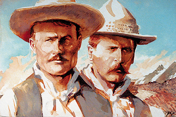 butch_sundance_illustration_bob-boz-bell