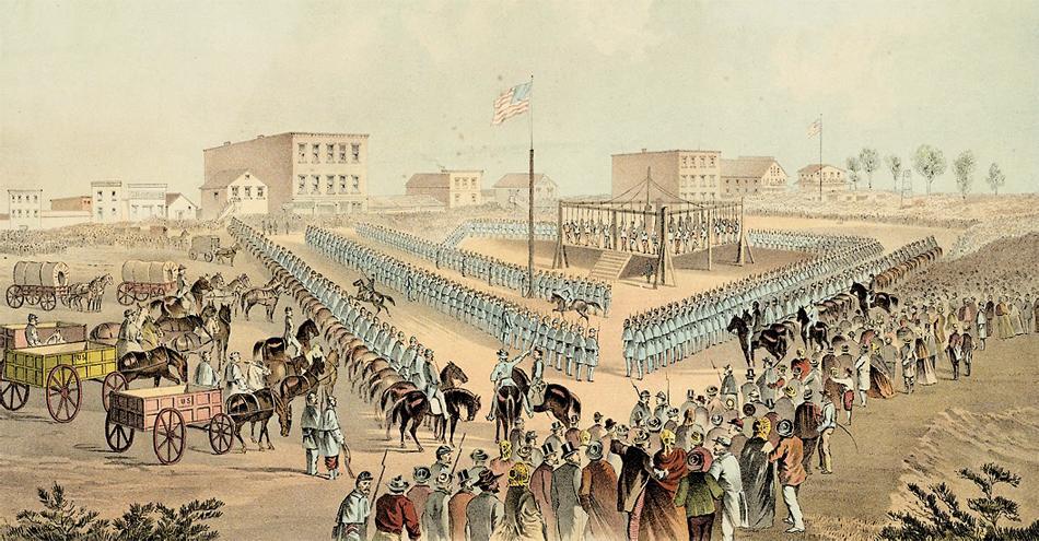 10 Myths On The Dakota Uprising True West Magazine