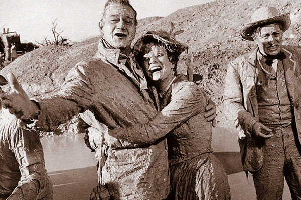 Image result for maureen ohara mclintock mud