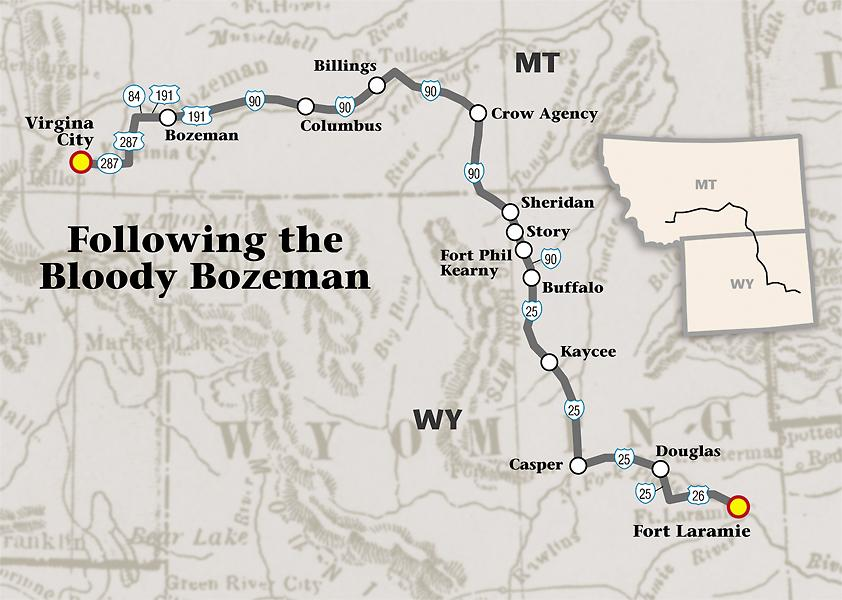 The Bloody Bozeman - True West Magazine