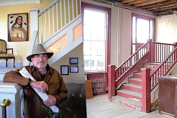 Mark Jones_Windsor Hotel renovation