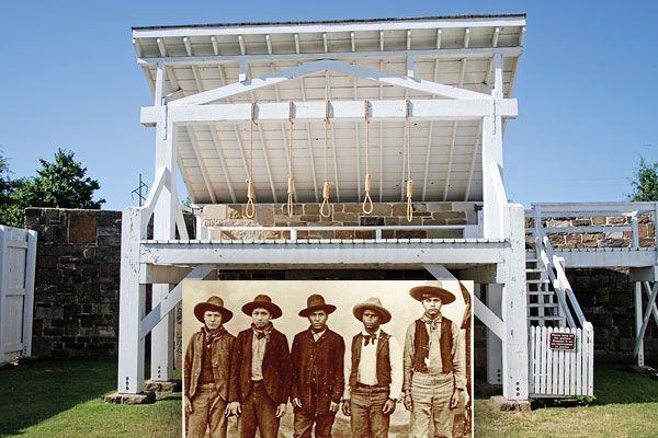 Fort-Smith-Arkansas_-Rufus-Buck-Gang