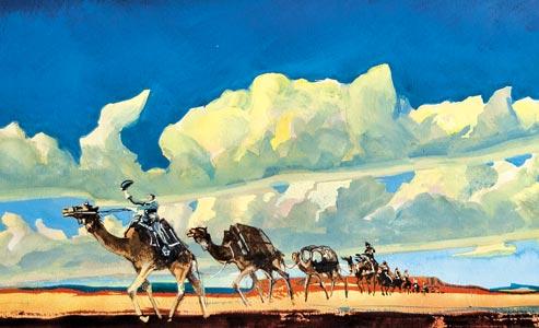 Camel-corps-illustration-bob-boze-bell