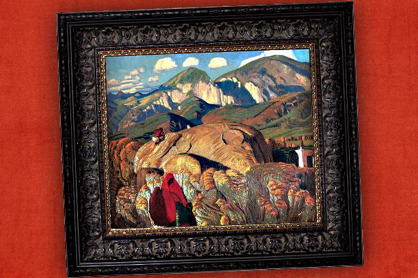 Haystack-Taos-Valley_boggs_E-L-Blumenschein