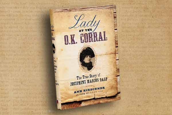 lady-at-the-okay-corral anne kirshner