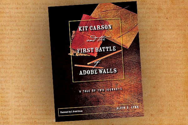 Kit-Carson-and-the-First-Battle-of-Adobe-Walls-by-alvin-lynn