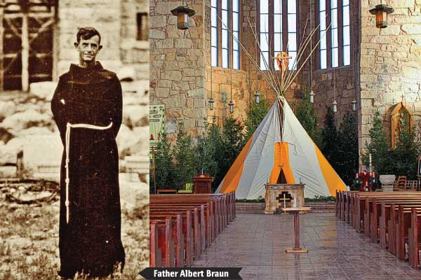 Mescalero-Reservation-Father-Albert-Braun