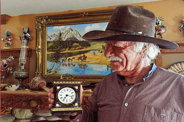 Richard-Fike_carriage-clock-klondike-Gold-Rush