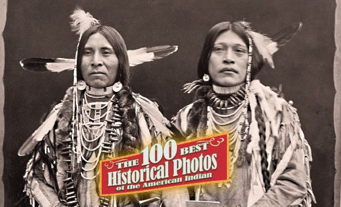 American Indian historical photos