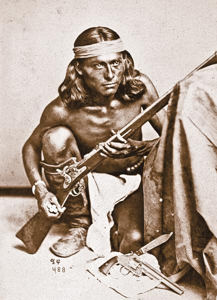 Weapons Of The Indian Wars Stone Age Into The Industrial Age