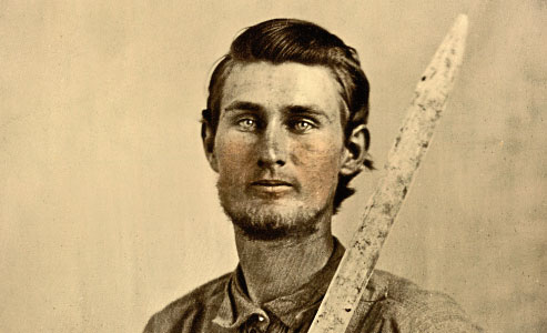 Confederate Pvt Simeon J Crews of Company F-7th Texas Cavalry Regiment.jpg