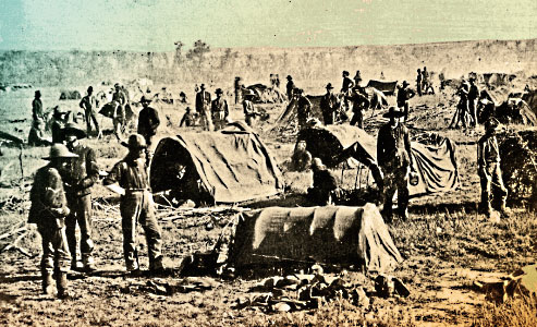Crooks-men-on-the-field-along-Whitewood-Creek_Dakota-Territory