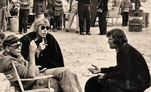 LARGE_Sam-Peckinpah-with-his-Garrett-and-Billy_James-Coburn-Garett-_Kris-Kristofferson-Billy