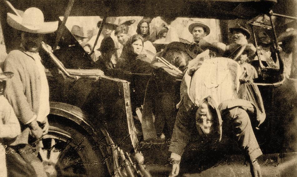 Pancho Villa Car