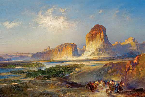 Green-River-1896-oil-by-Thomas-Moran