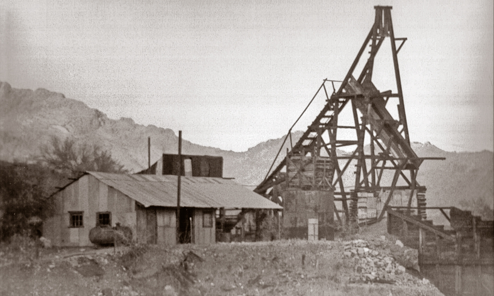 Vulture Mine Wickenburg