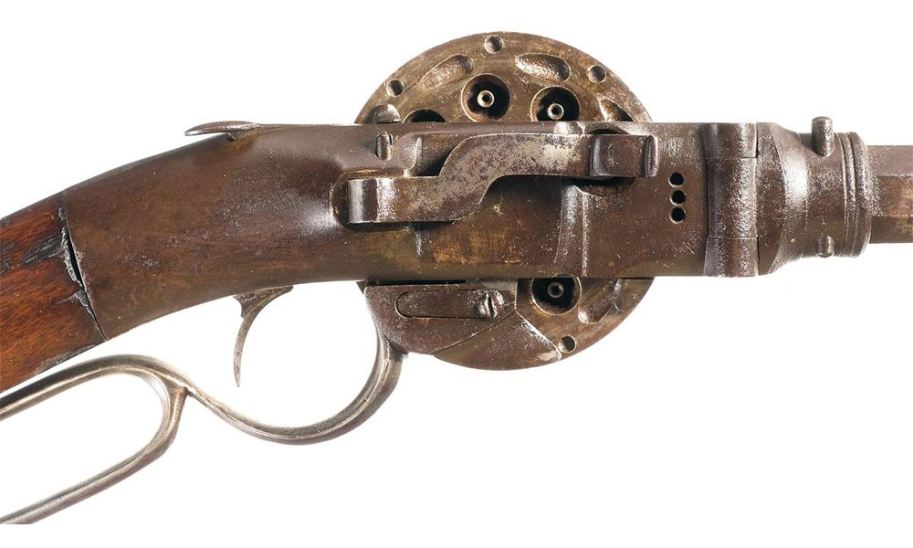 T.P. Porter Turret Rifle