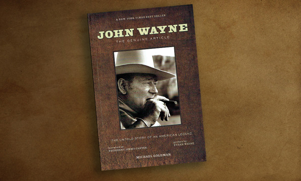 John Wayne Book Cover