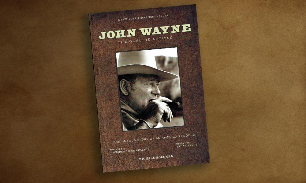 John Wayne Book Cover