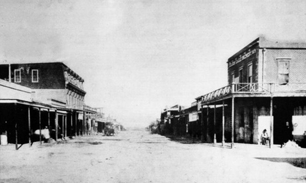 Allen Street, Tombstone, AZ