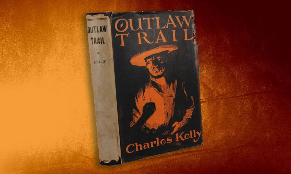 The Outlaw Trail book cover