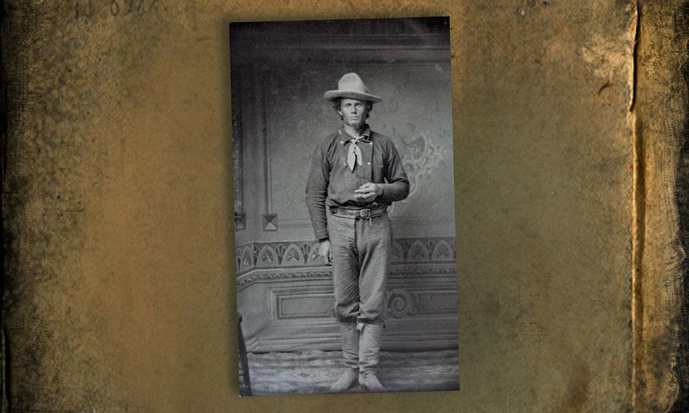 Dan Dedrick And Billy The Kid True West Magazine
