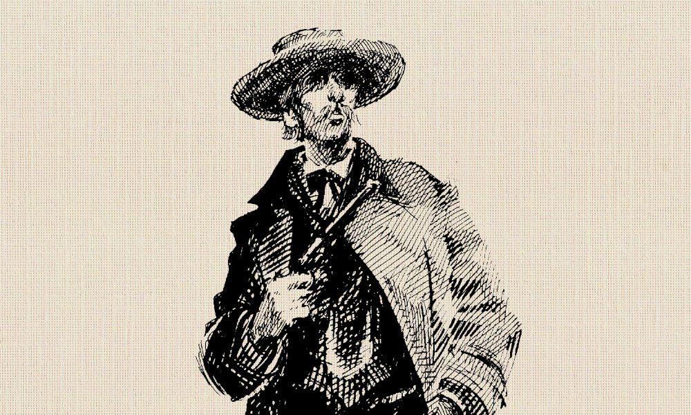 Doc Holliday Im Your Huckleberry