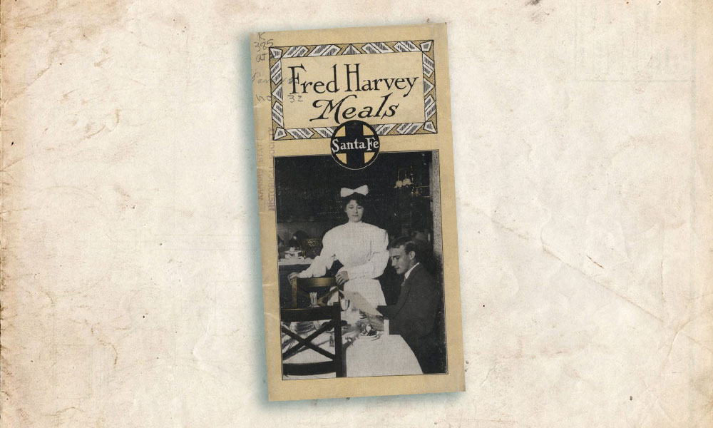 Fred Harvey Meals