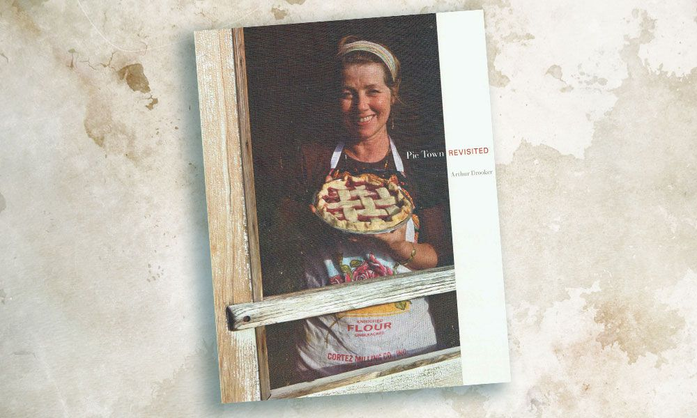 Pie Town book cover