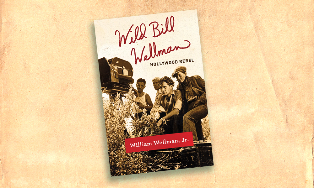 Wild Bill Wellman Western Books