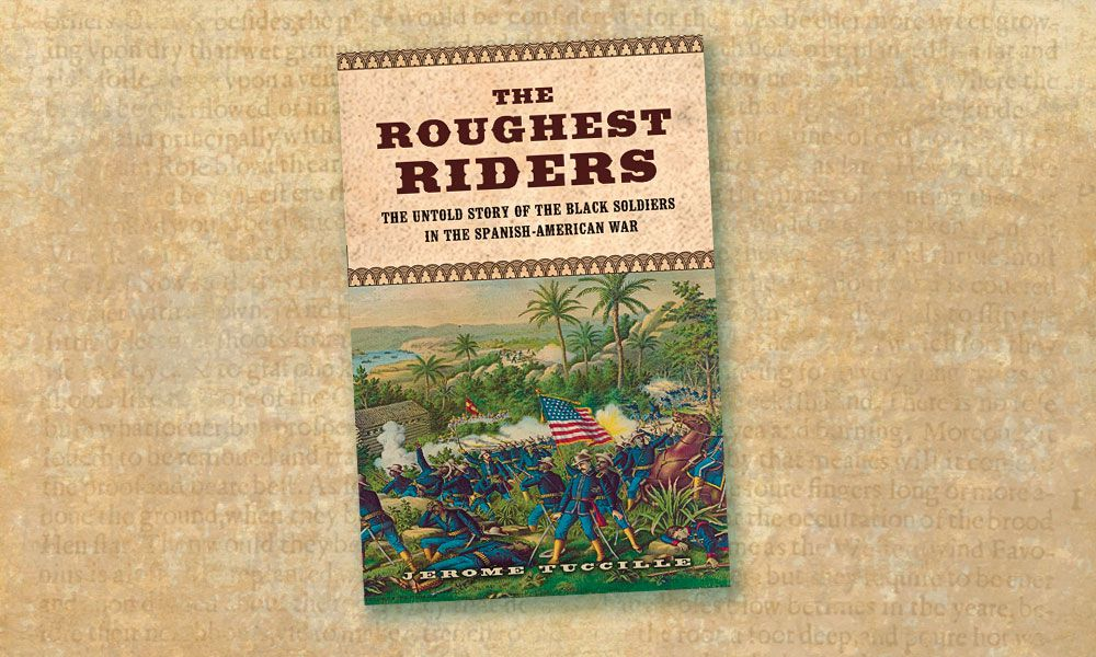 Teddy's Rough Riders book Cover