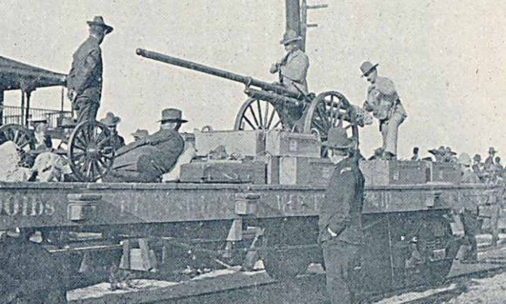 Dynamite Cannon