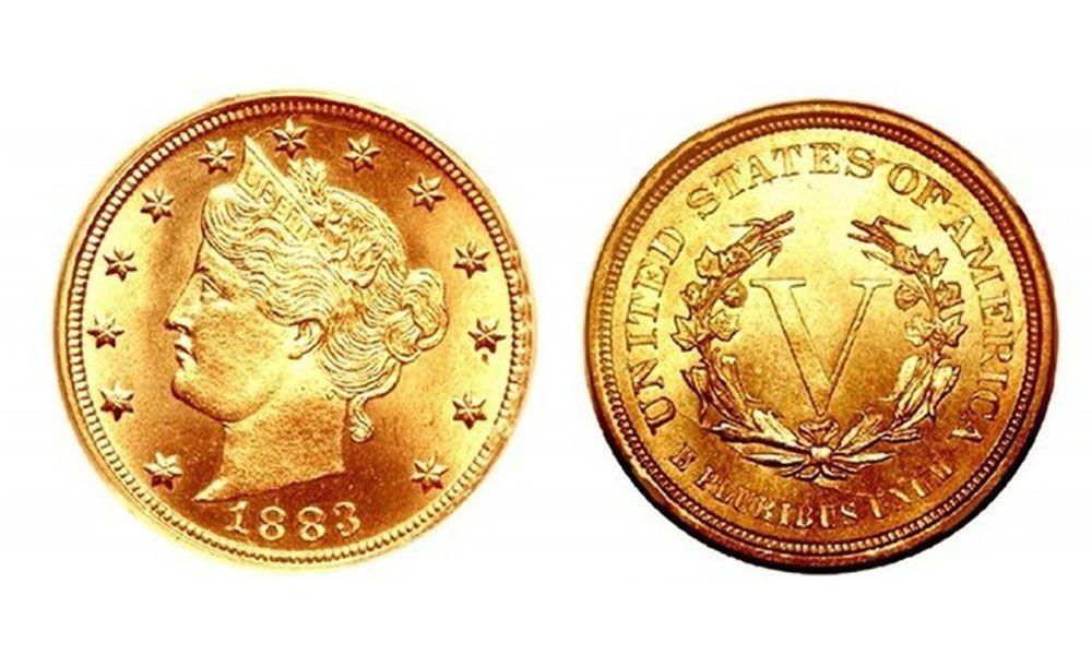 Josh Tatum's Gold Plated Nickel