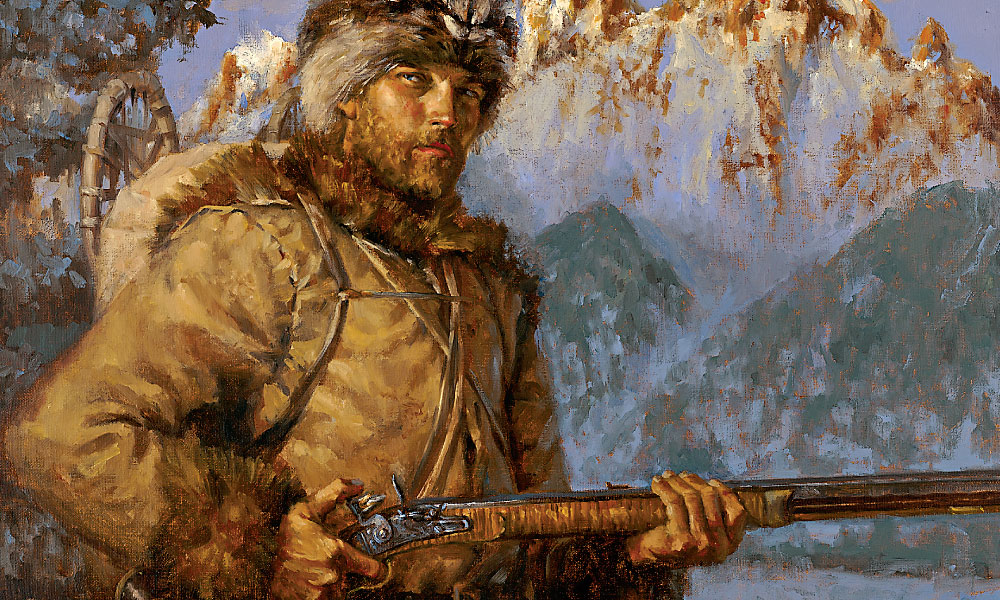 John Colter, First Mountain Man