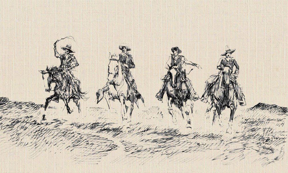 Hashknife Cowboys