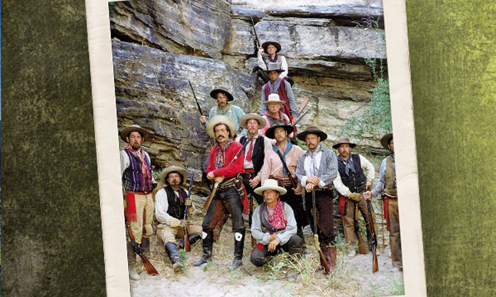 The Red Sash Gang