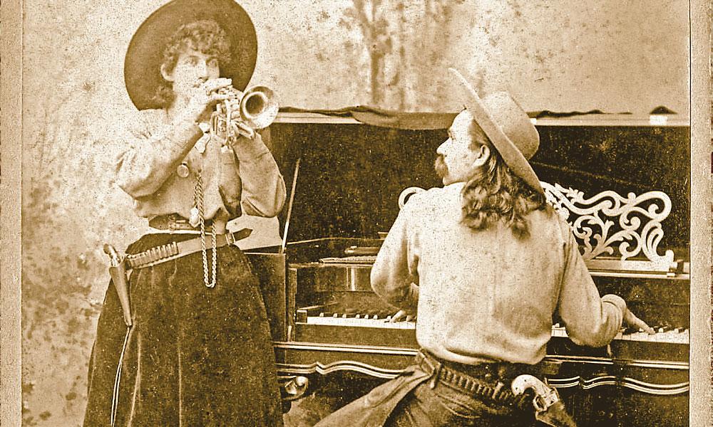 "The ""Cowboy"" Pianist"