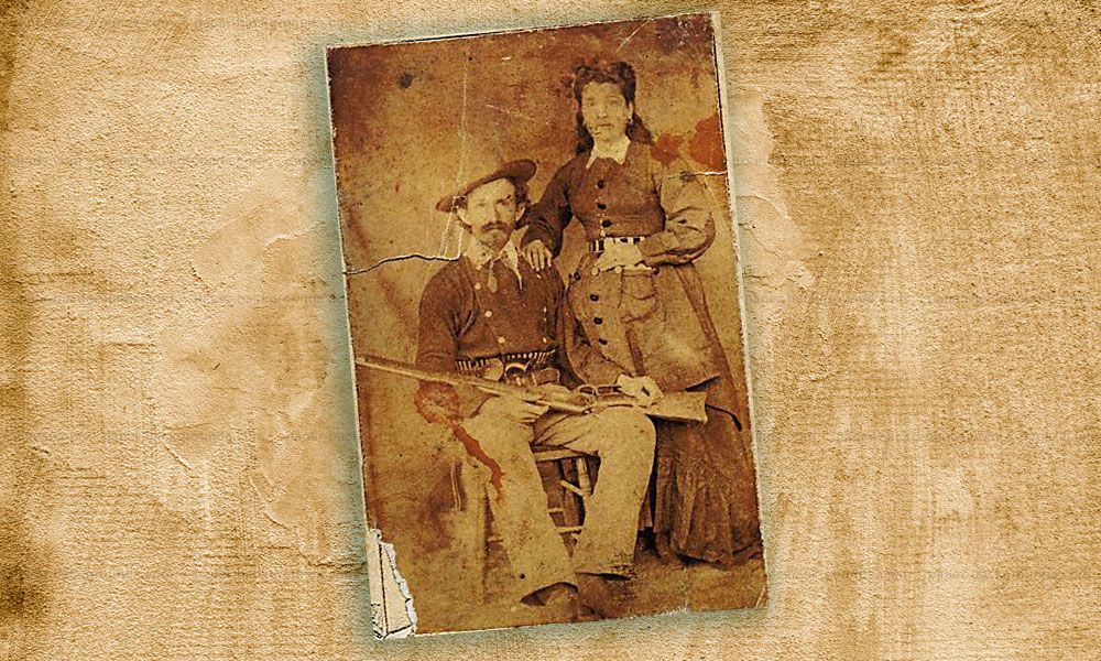 Charlie Bowdrie and Wife
