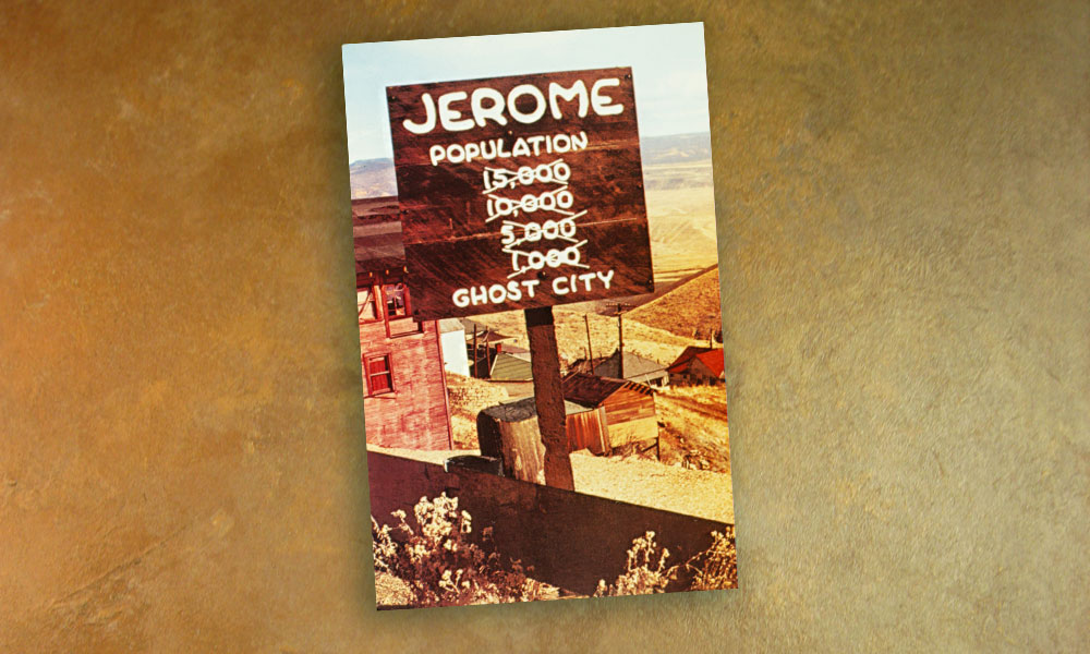 Jerome Gold Rush