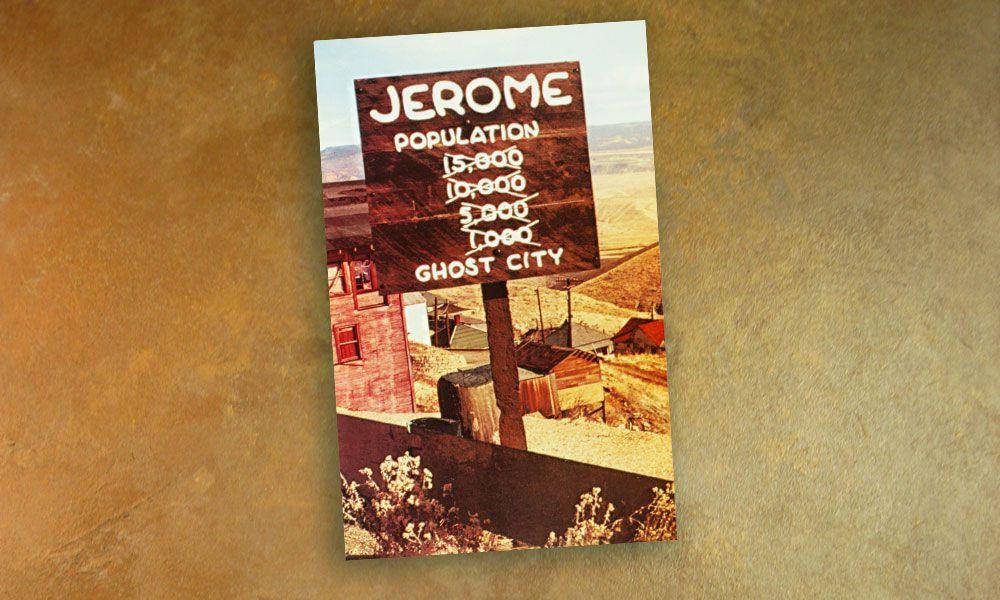 Jerome Gold Rush