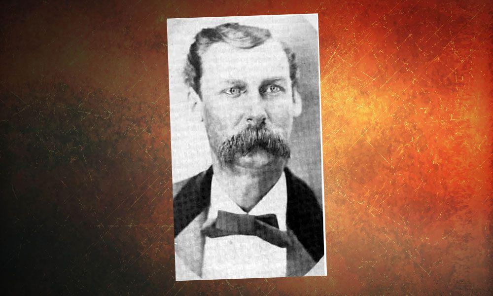 Sheriff William Brady, assassinated by Jim French