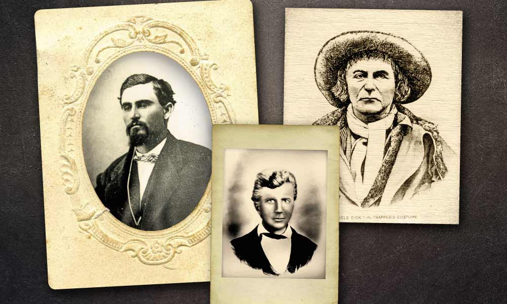 150 Years On The Goodnight Loving Trail True West Magazine