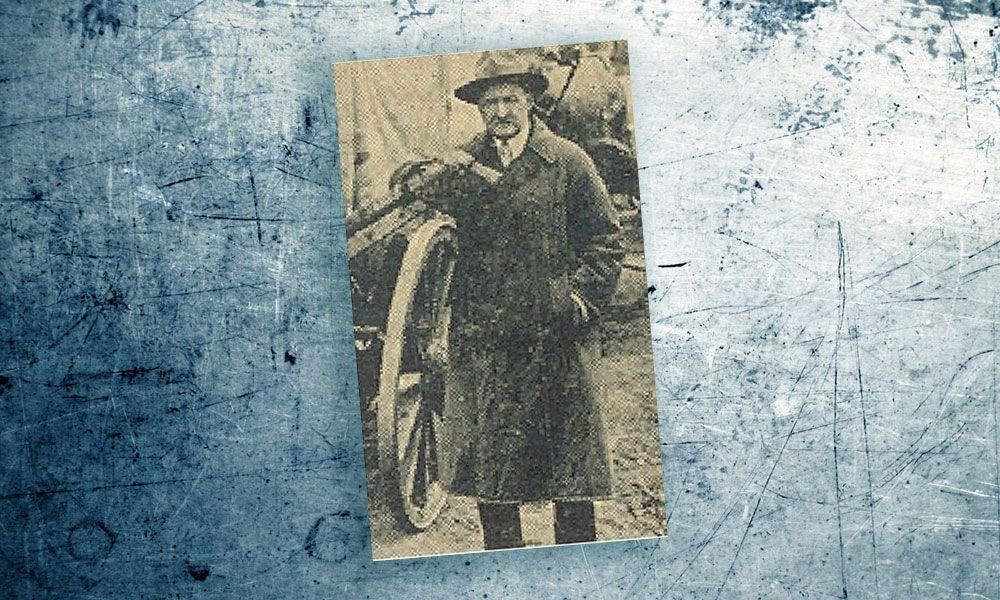 Emerson Hough, friend of Patt Garrett