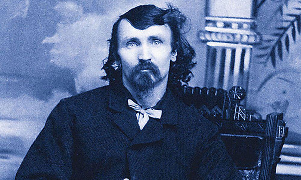 Alferd Packer Old West Cannibal